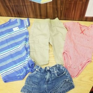 3 gentle used outfits for the price of one